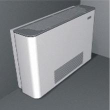 KLIMAFAN MVB пласмасова кутия, стенен монтаж, челно засмукване на въздуха