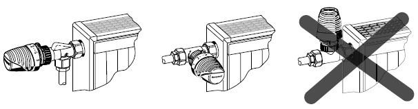 Термостатична глава Honeywell Thera 4 Design white/chrome