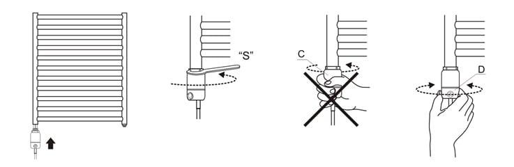 Нагреватели за Радиатори CINI