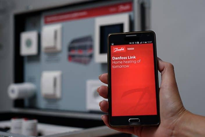 Danfoss Linc CC безплатен софтуер за управление
