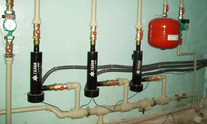 Отопление с електролитни котли