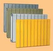 За Радиаторите - Алуминиевите - Елегантни, Чугунените - Дълготрайни, Панелните - Евтини, Най-скъпи са вносните италиански алуминиеви радиатори. Комплект от