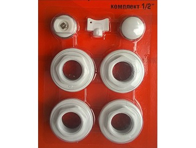 Комплект за алуминиеви радиатори THS