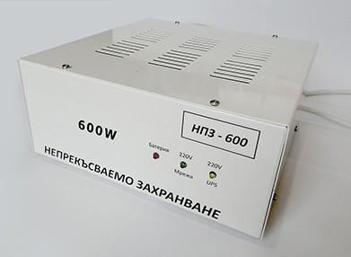 UPS инвертор НПЗ 600W