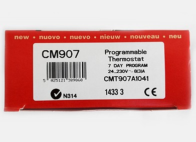Стаен термостат Honeywell CM907