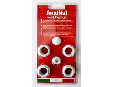 Комплект за алуминиеви радиатори VISION