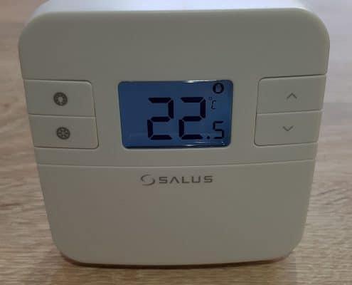 Интернет стаен термостат Salus RT310i