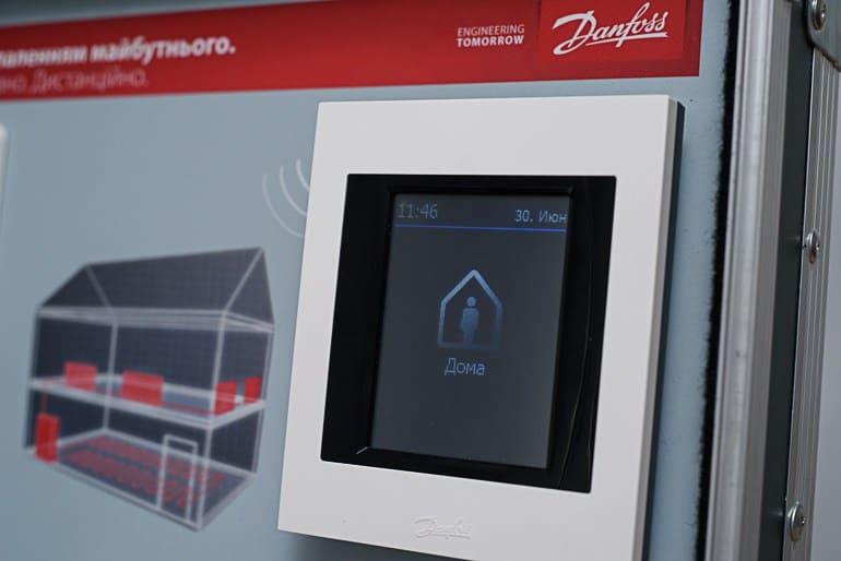 Централен контролер Danfoss Linc CC