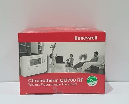 Безжичен стаен термостат Honeywell CM727