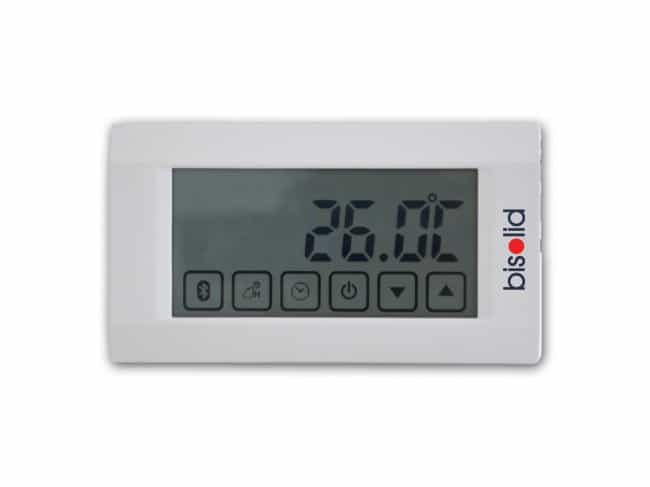 Програмируем термостат Bisolid TH-1251-BT Bluethooth