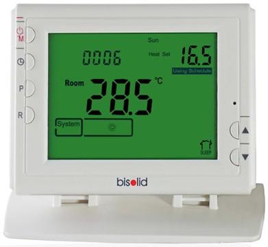 Безжичен термостат Bisolid HB-7-RF