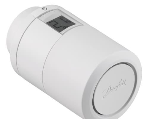 Програмируема термостатична глава Danfoss ECO Bluetooth