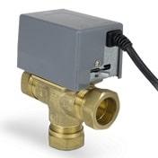 Електрически трипътен вентил SALUS PMV32