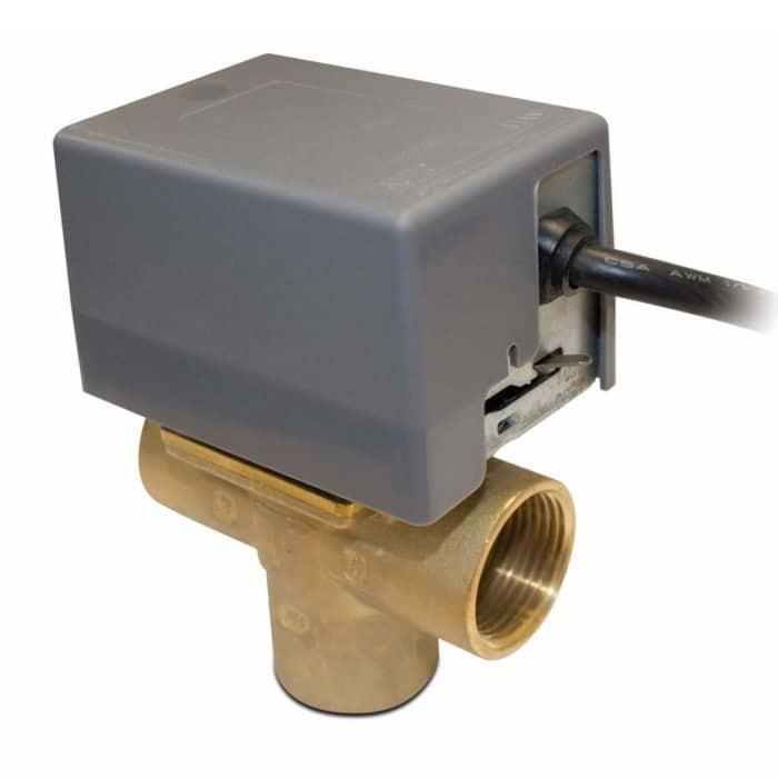 Електрически трипътен вентил SALUS PMV34