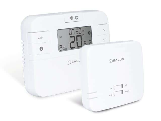 Безжичен стаен термостат Salus RT510RF