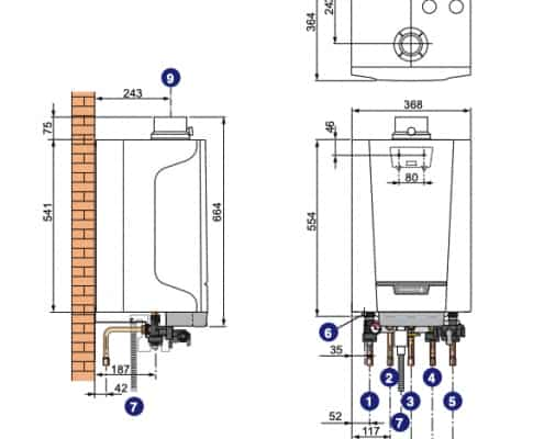 Газови котли De Dietrich PMC-S