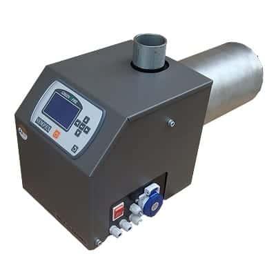 Пелетни горелки с автоматично самопочистване 2SC/4SC