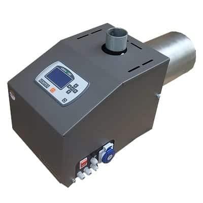 Пелетни горелки с автоматично самопочистване 6SC/10SC