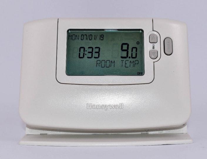 Безжичен стаен термостат Honeywell CM927