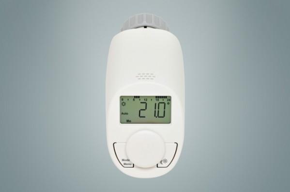Програмируема термостатна глава EQIVA N