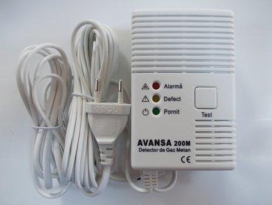 Газ детектор Avansa 200M