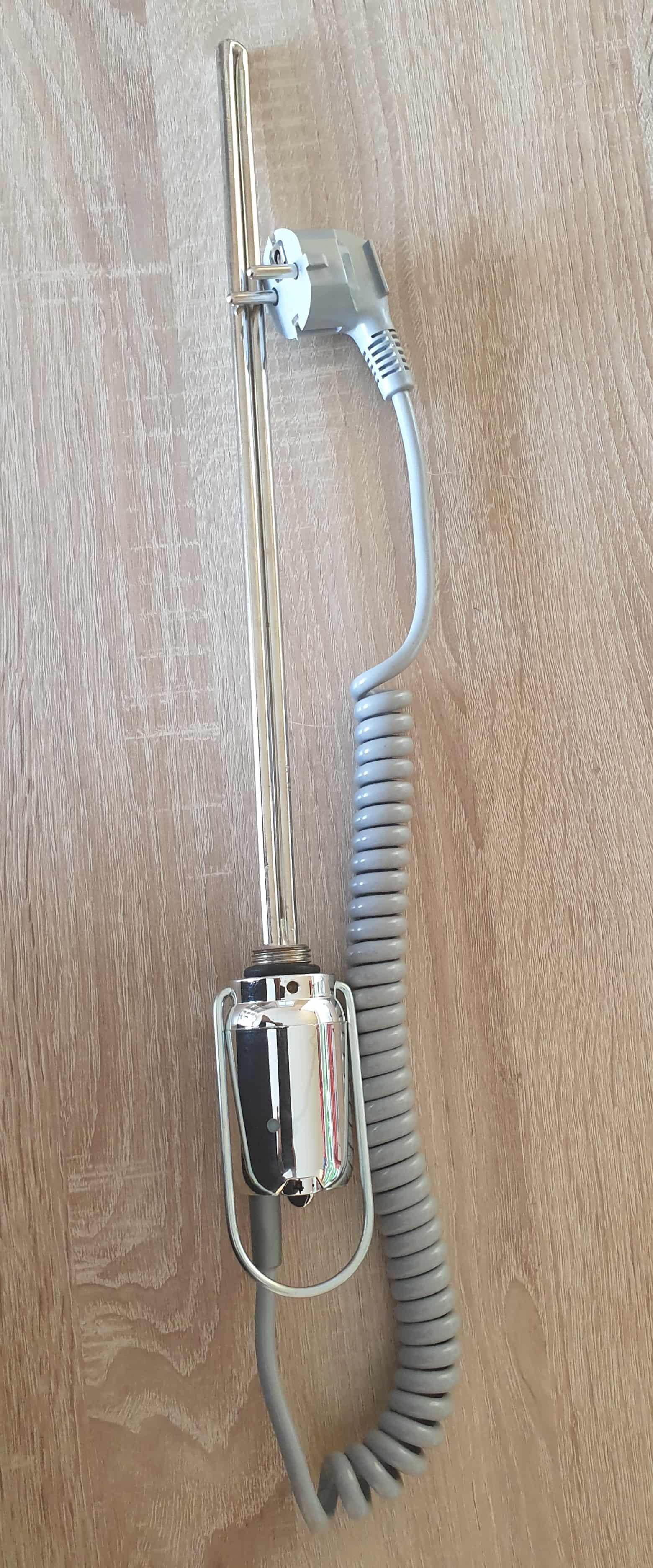 Нагреватели за радиатори лири Thermostyle хром