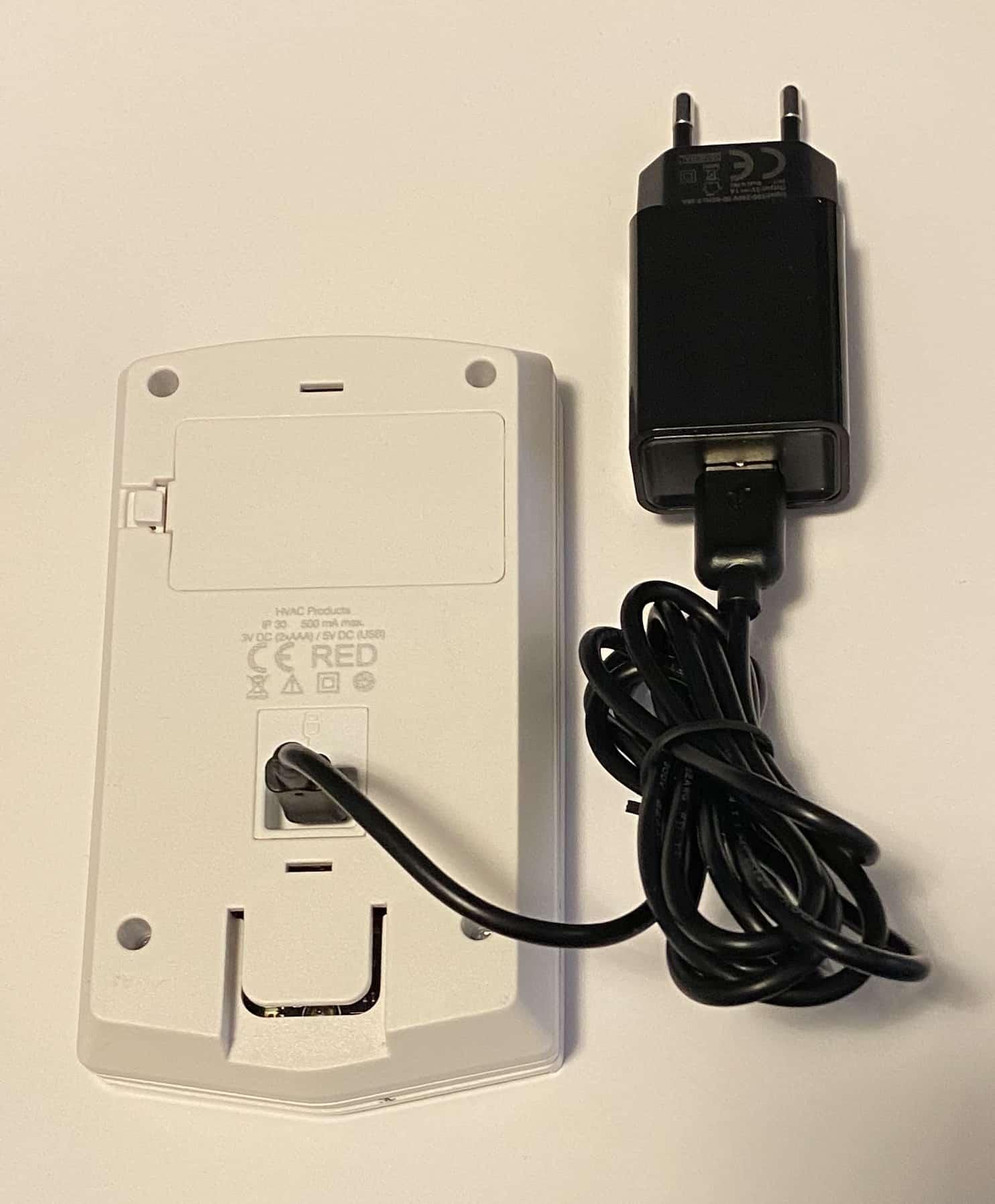 Настройка на Интернет безжичен стаен термостат GENERAL HT500 SET