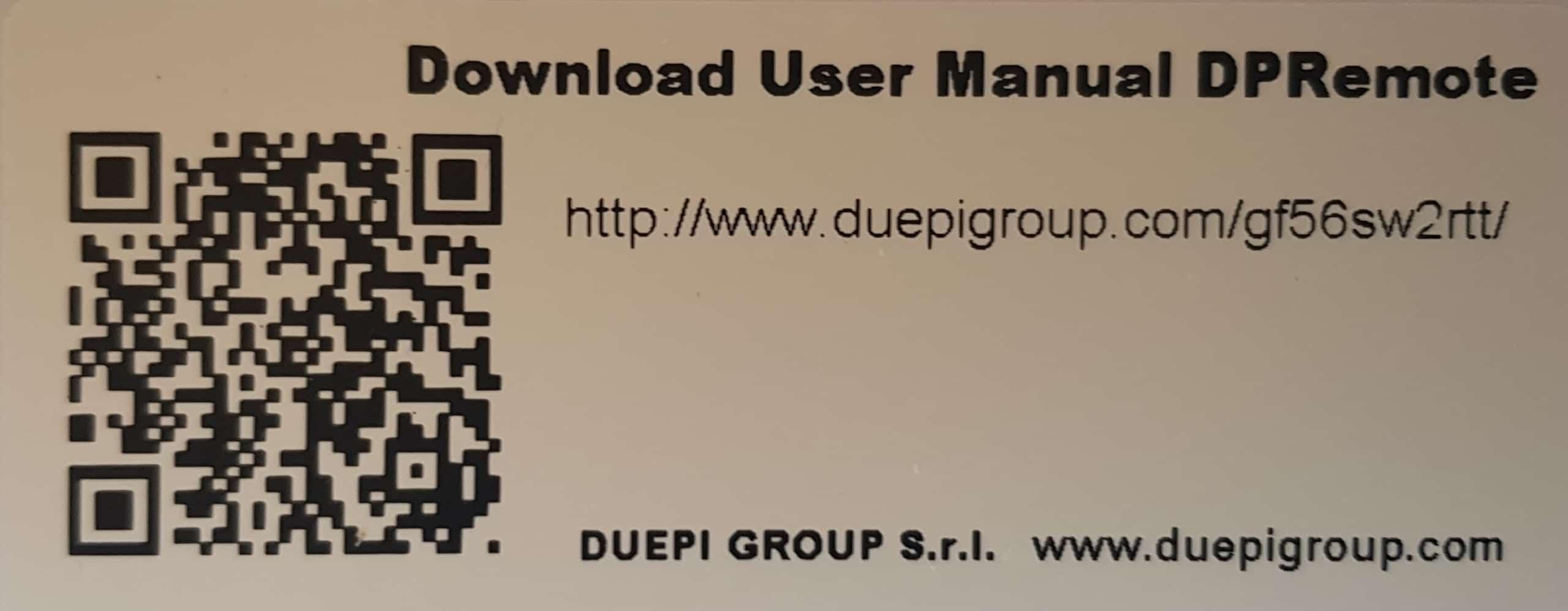 Интернет термостат WI-FI BOX DpRemote