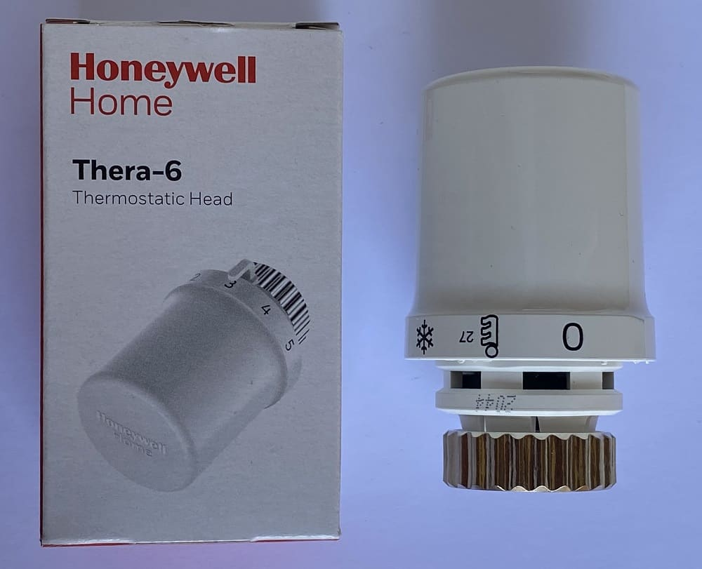 Термостатична глава Honeywell Thera 6