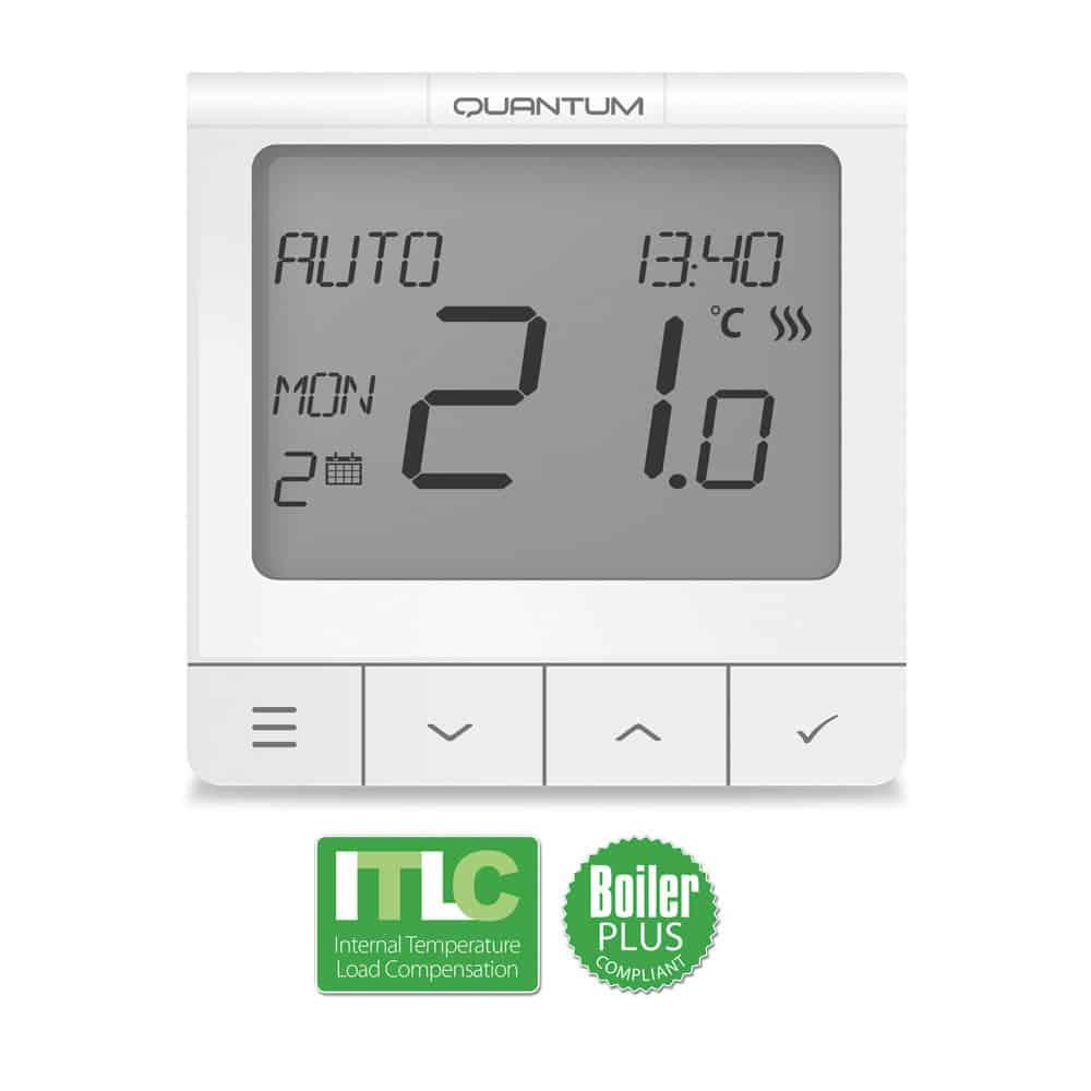 Стаен термостат Salus WQ610