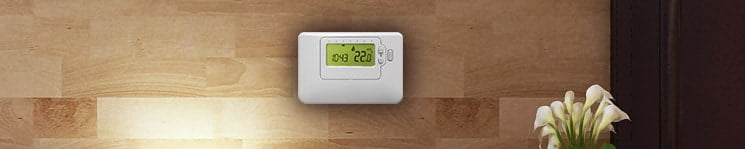 Жични стайни термостати