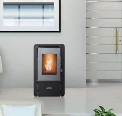 Пелетнa каминa топловъздушнa ARTEL ELIT FIRE