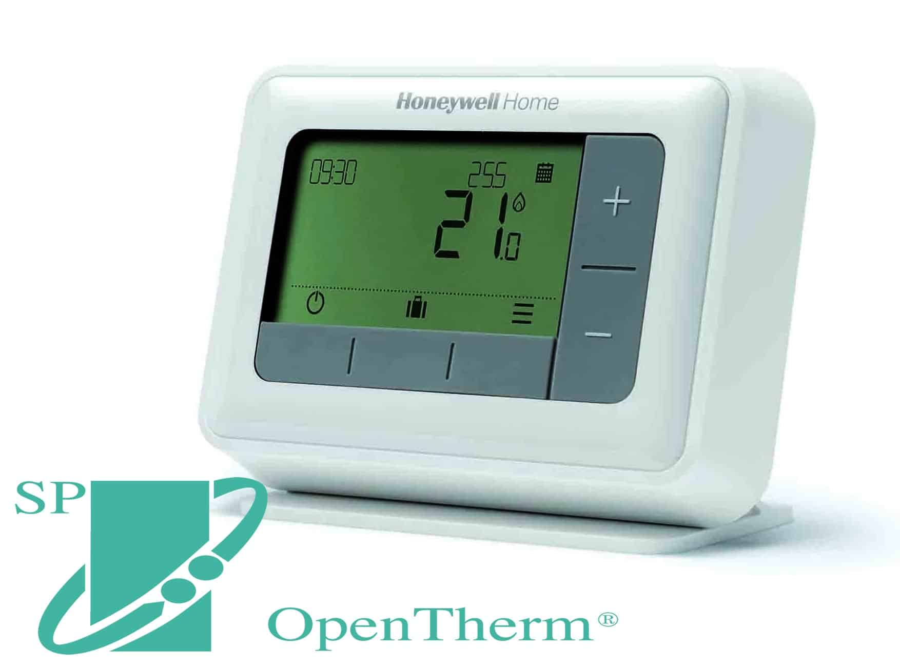 Безжичен стаен термостат Honeywell T4R